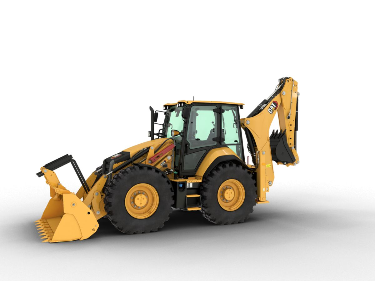 434 Backhoe Loader