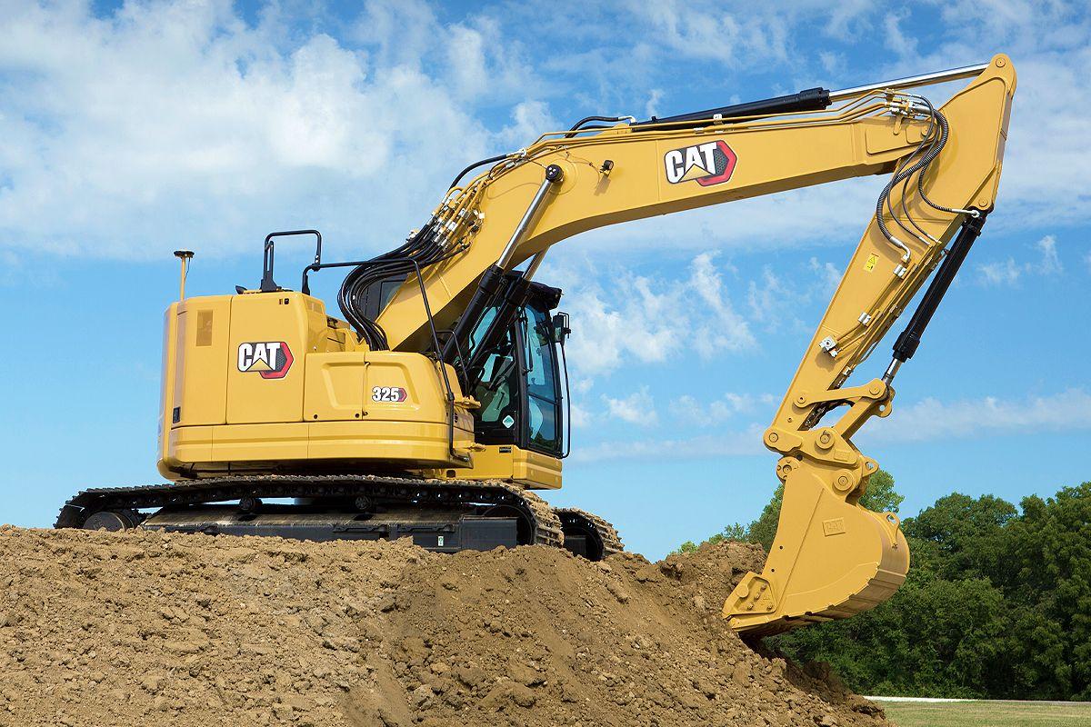 Cat 325 Hydraulic Excavator