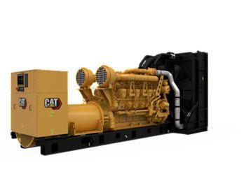 3512C (1750 ekW, 60 Hz) - Diesel Generator Sets