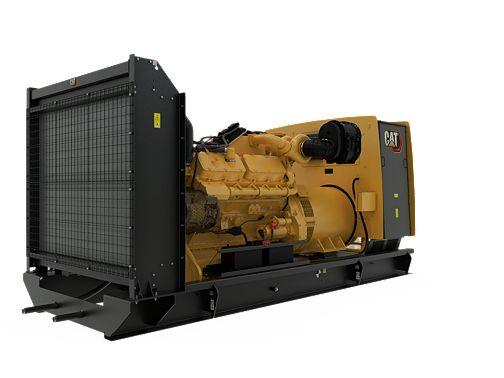 3412C (60 Hz) - Diesel Generator Sets
