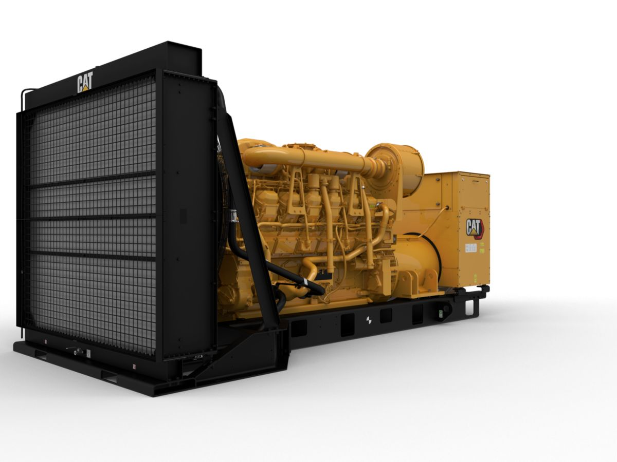 product-3512B Diesel Generator Sets (Front Left)