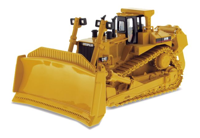 D11R Track Type Tractor Scale Model