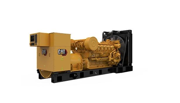 3512 MUI Modular Rear Overhang Generator Set (Rear Right)