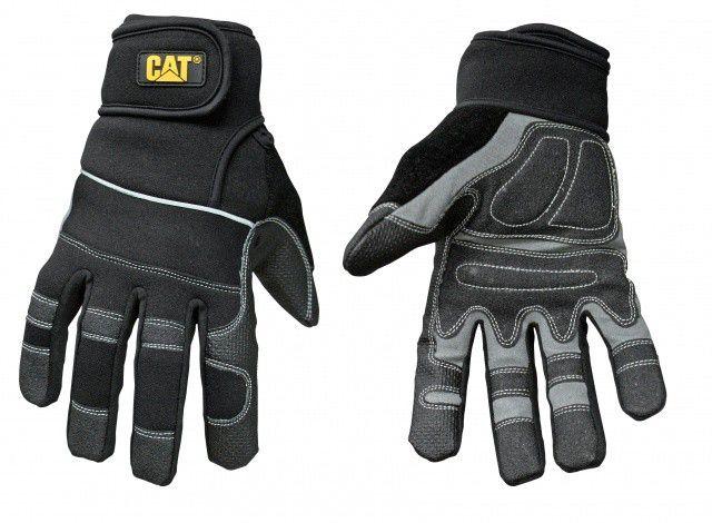 Mechanics Style Gloves