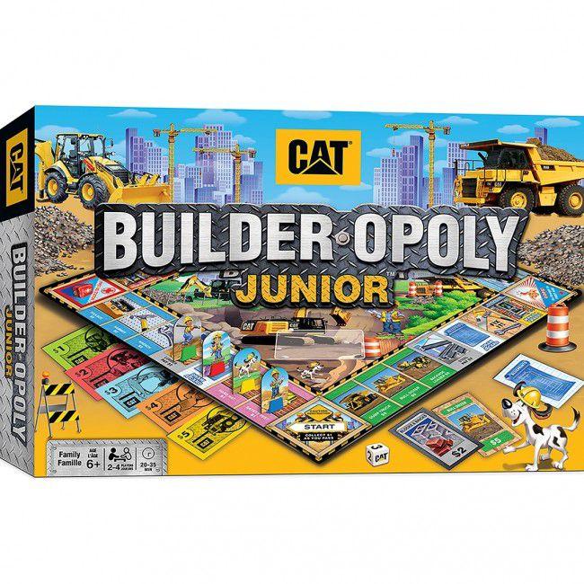 Builder Opoly Junior