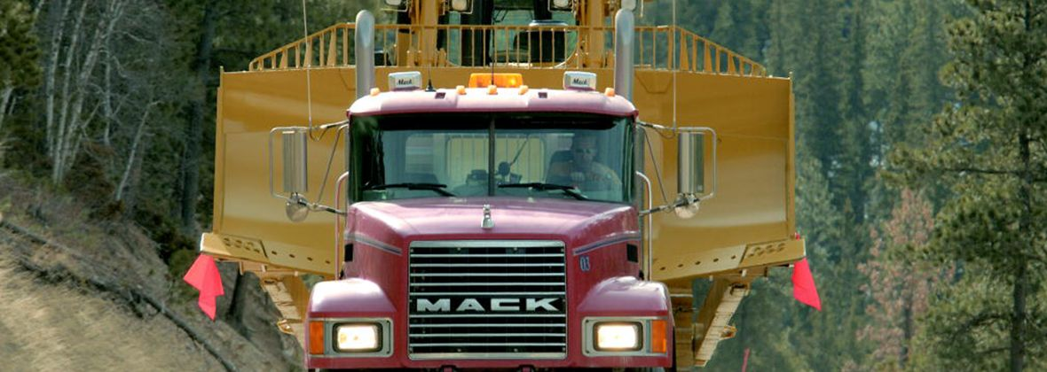 Transporting Heavy Equipment