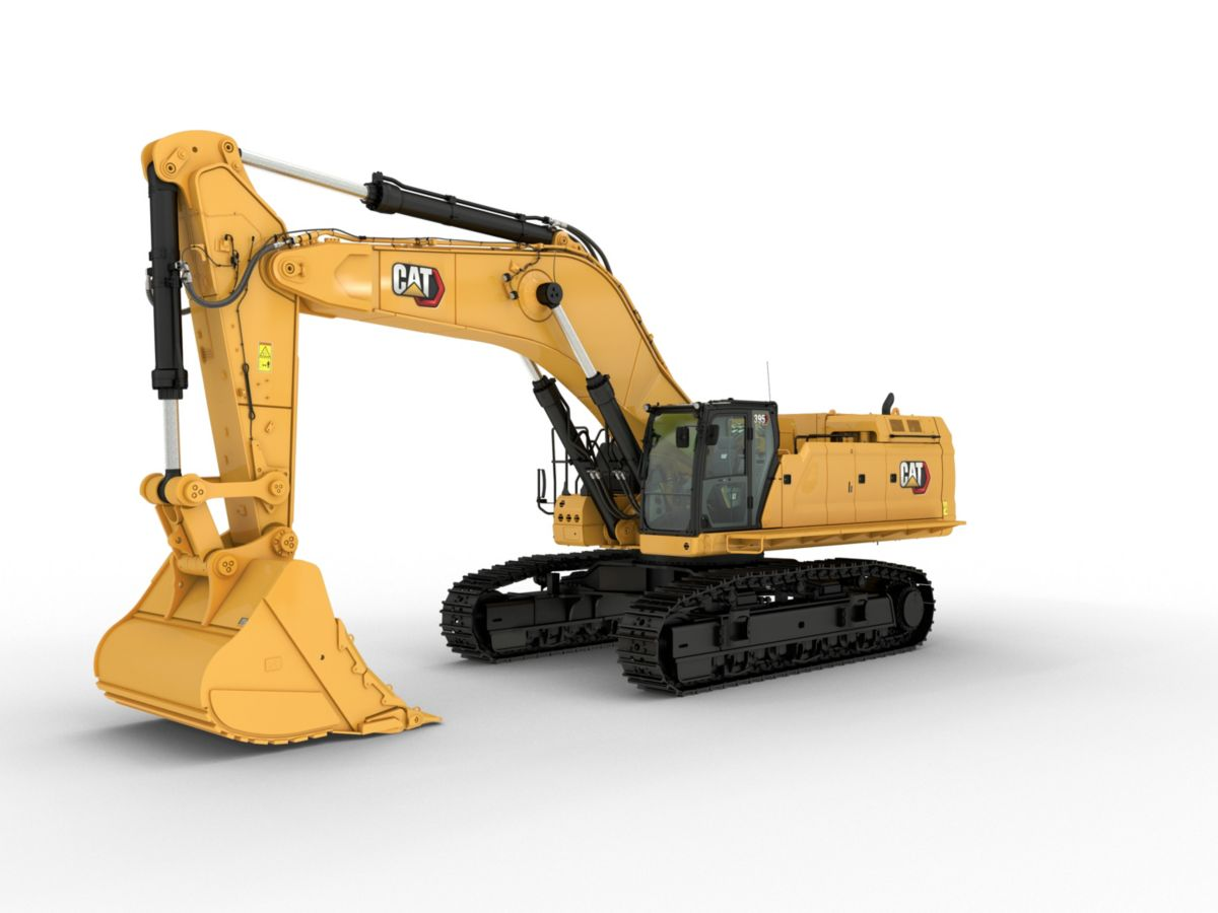 395 Excavator