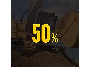 50% USP