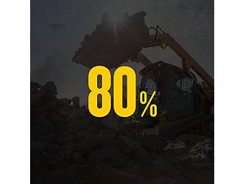 80% USP