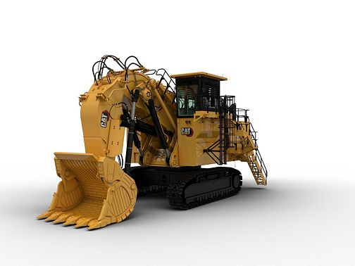 6030 (HRC) - Hydraulic Mining Shovels