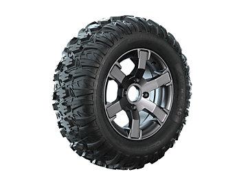 Off Road Tire and Aluminum Rim Kit