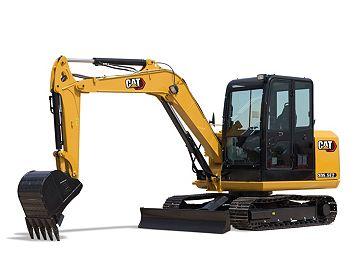 305.5E2 - Mini Excavators