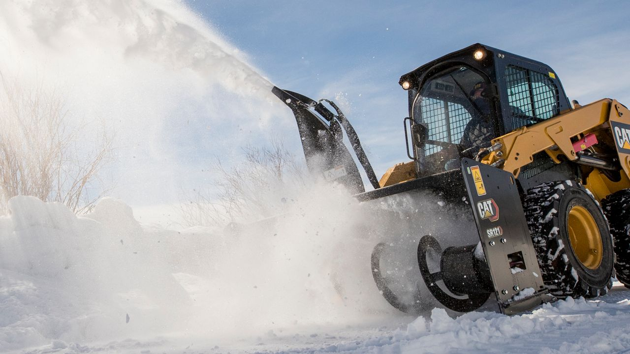 Best Types of Heavy Equipment for Snow Removal