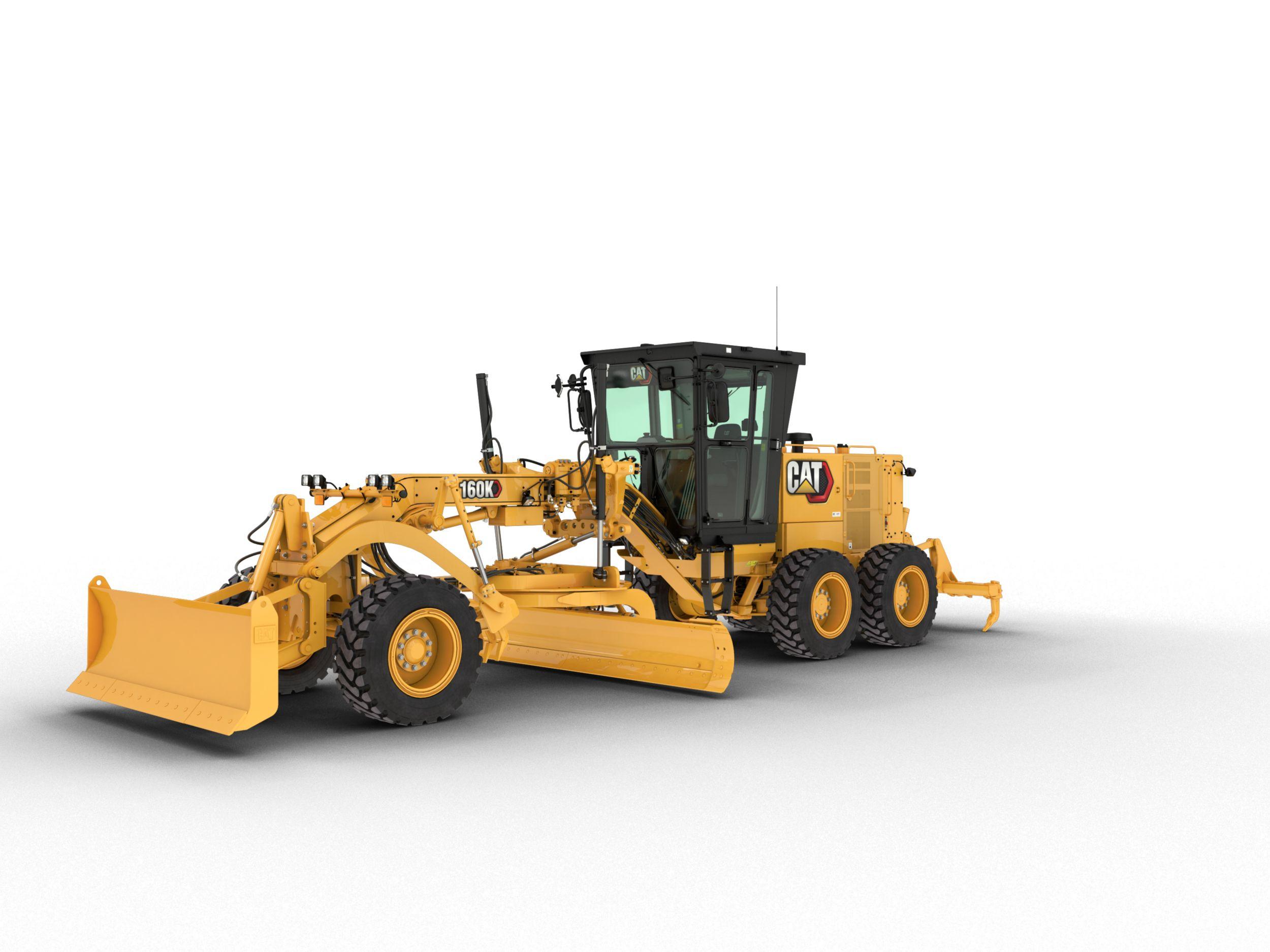 product-160K Motor Grader