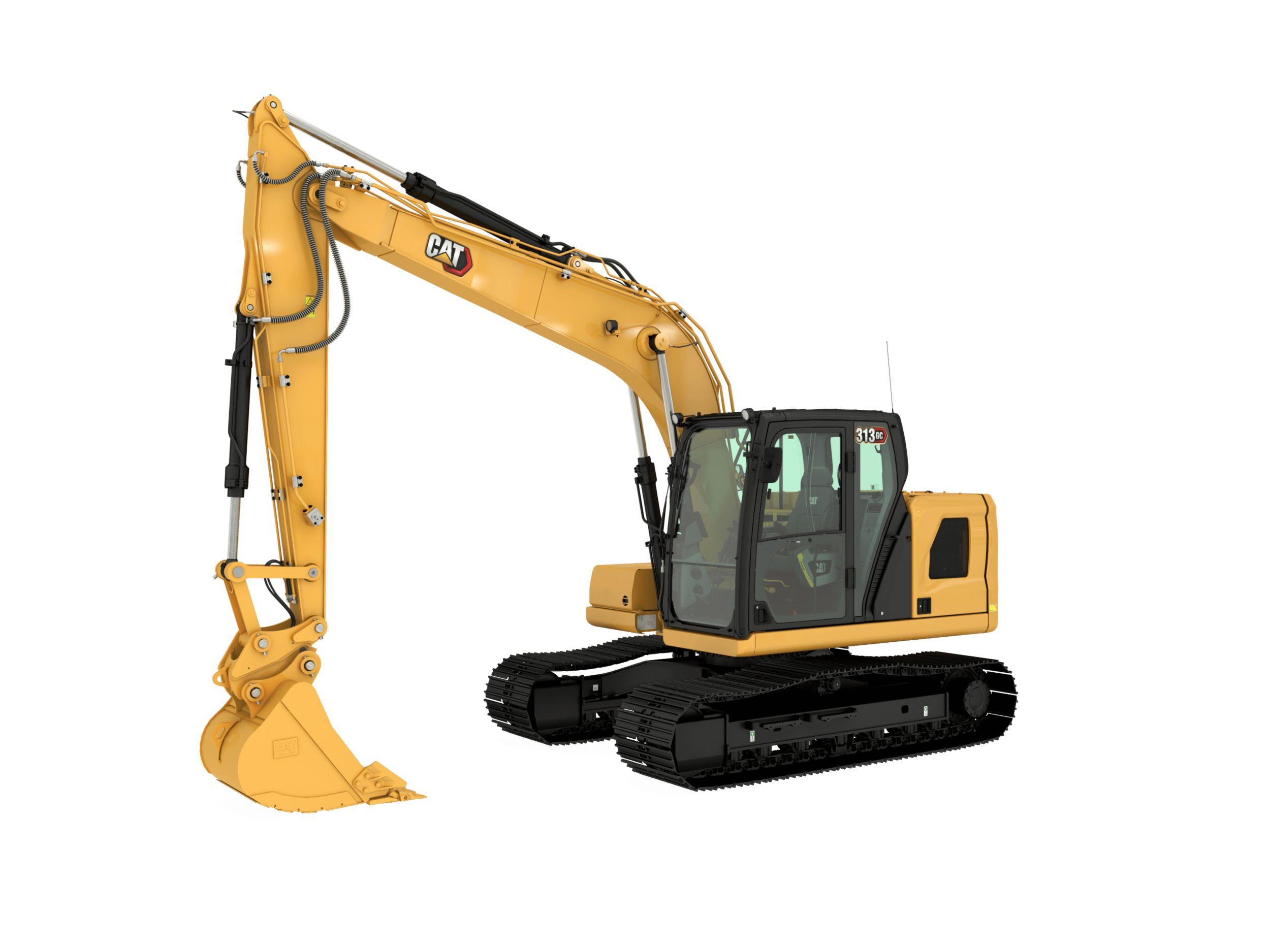 313 GC Hydraulic Excavator