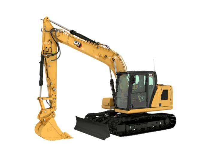 Excavators - 313