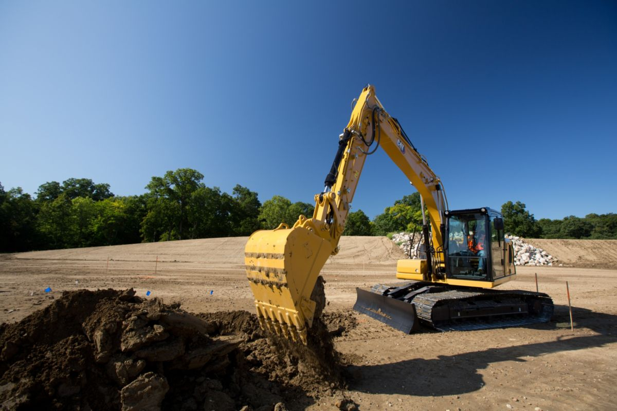 313 Digging Trench