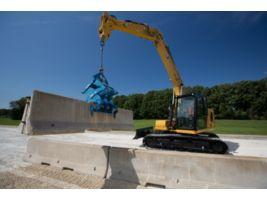 313 Lifting Jersey Barrier