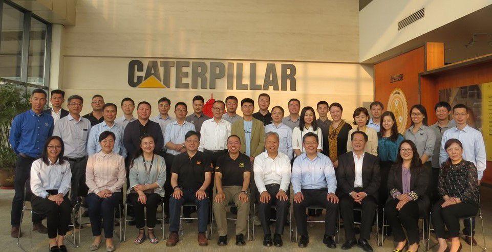 Caterpillar China Team
