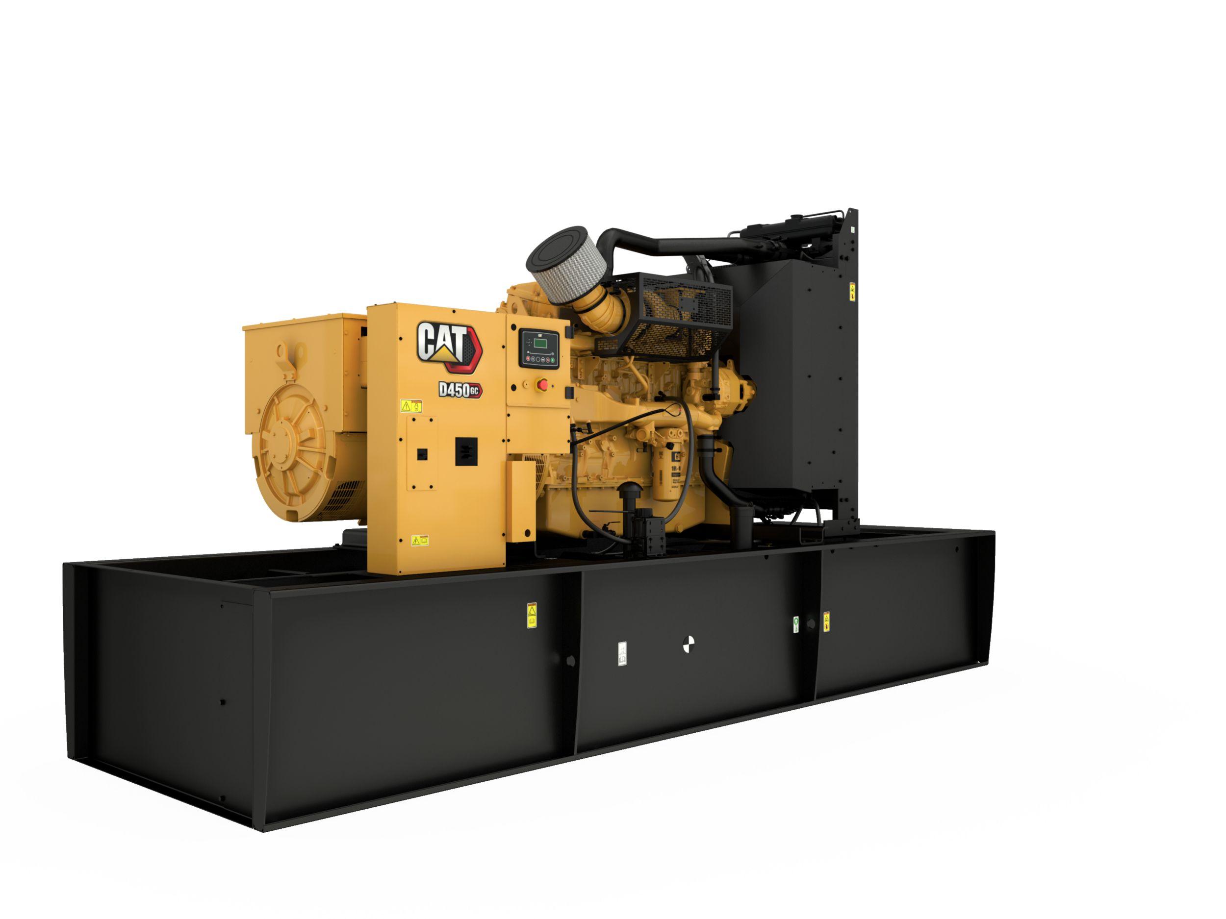 D450 GC (60 Hz) Generator Set