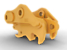 Acoplador con sujetapasador (Varillaje HB): 570-6304