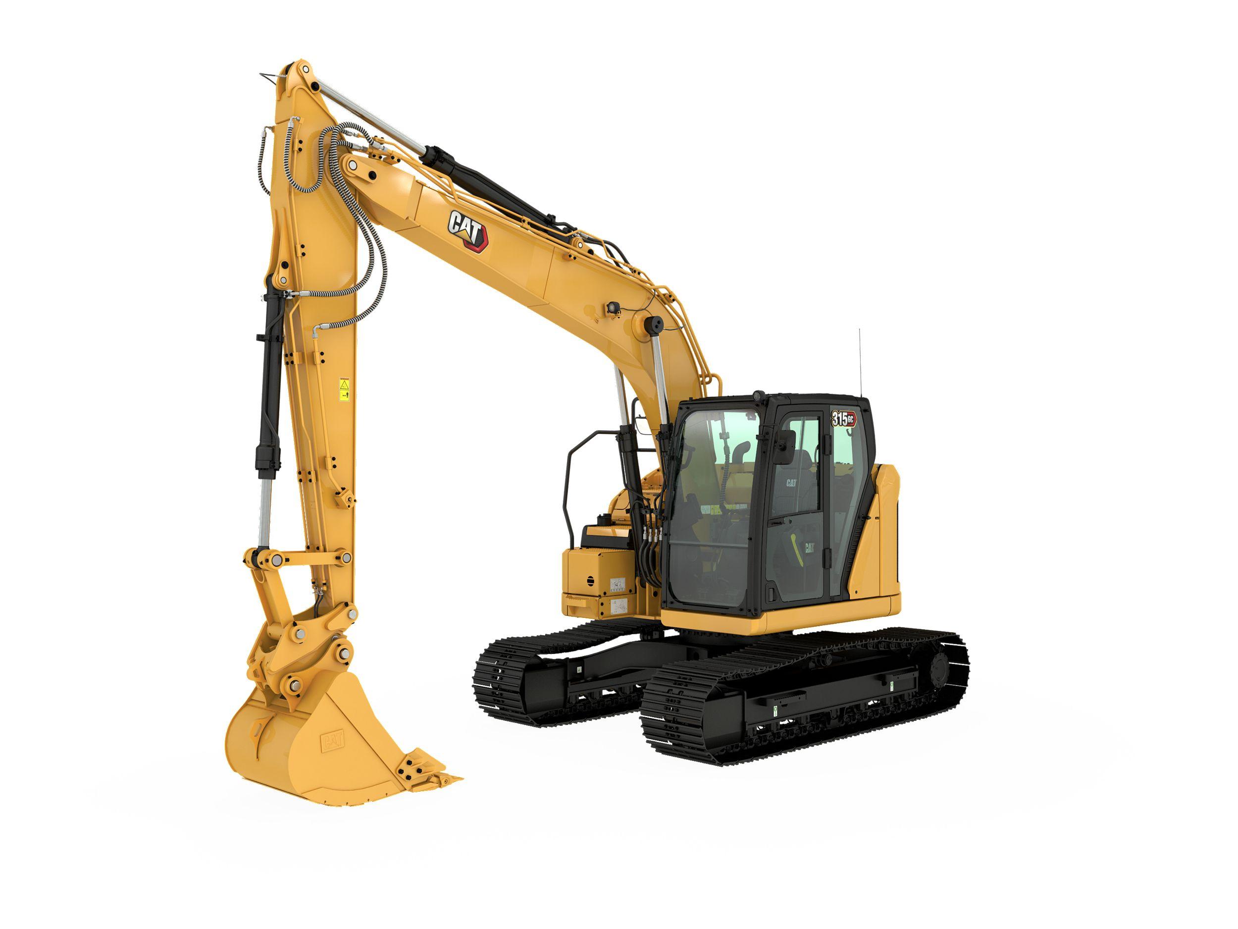 315 GC Hydraulic Excavator