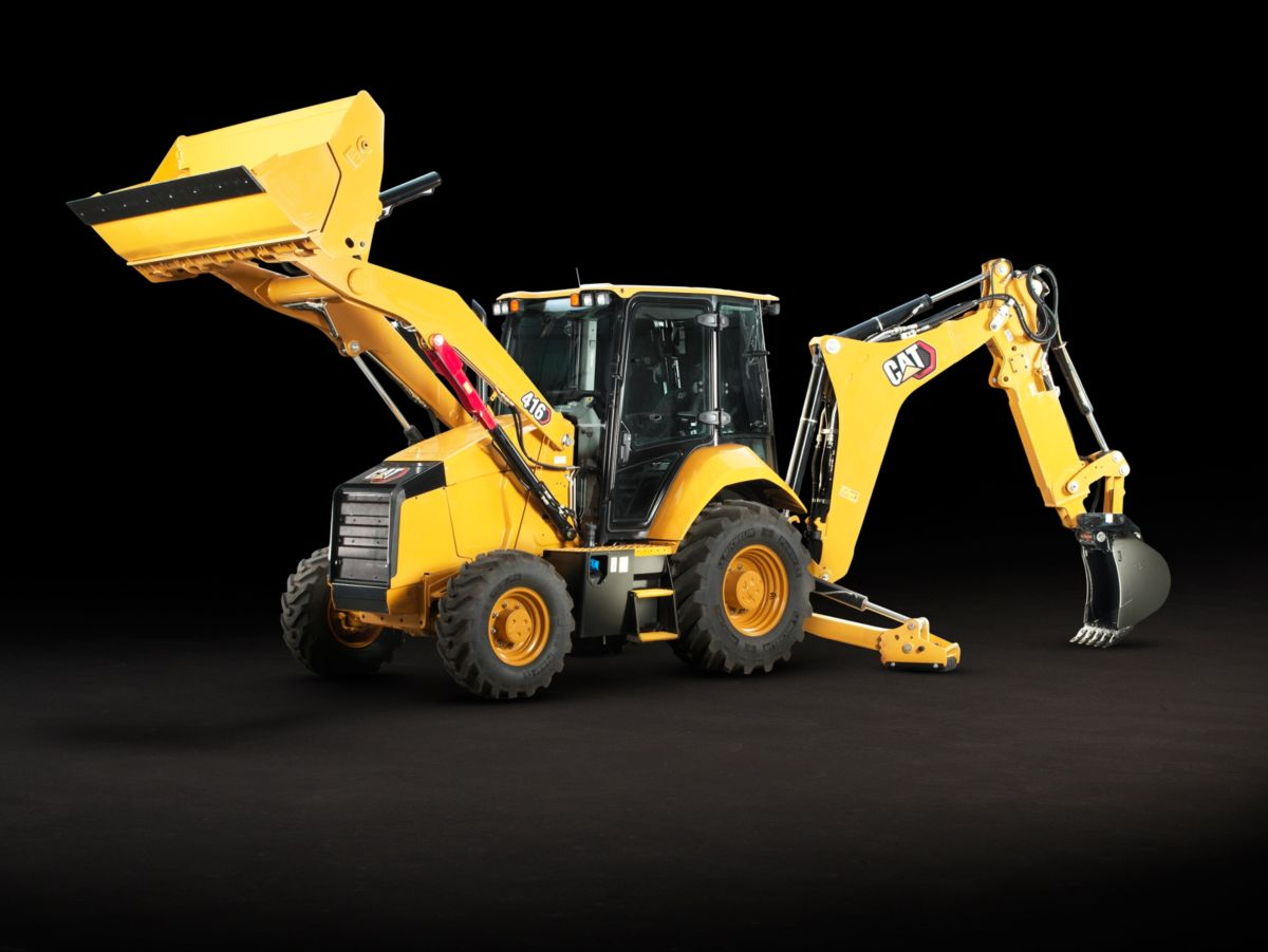 When it comes to performance, you can do more than ever in the versatile, comfortable new Cat® Backhoe Loaders.
