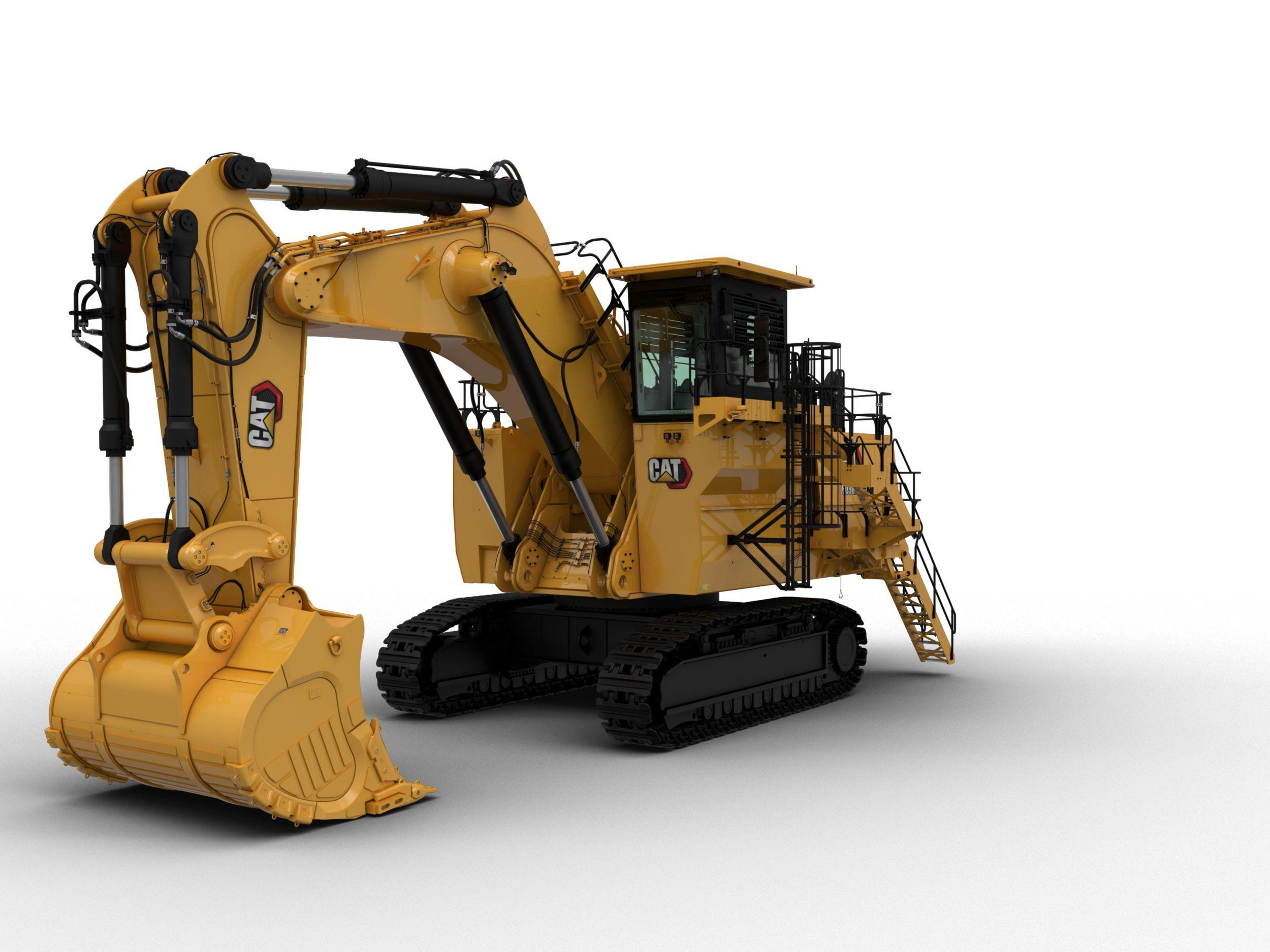 6030 (LRC) Hydraulic Mining Shovels