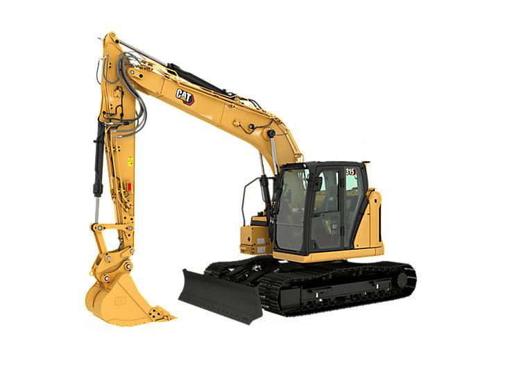 Excavators - 315