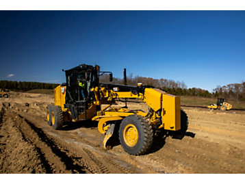 Cat Grade with 3D for Motor Graders