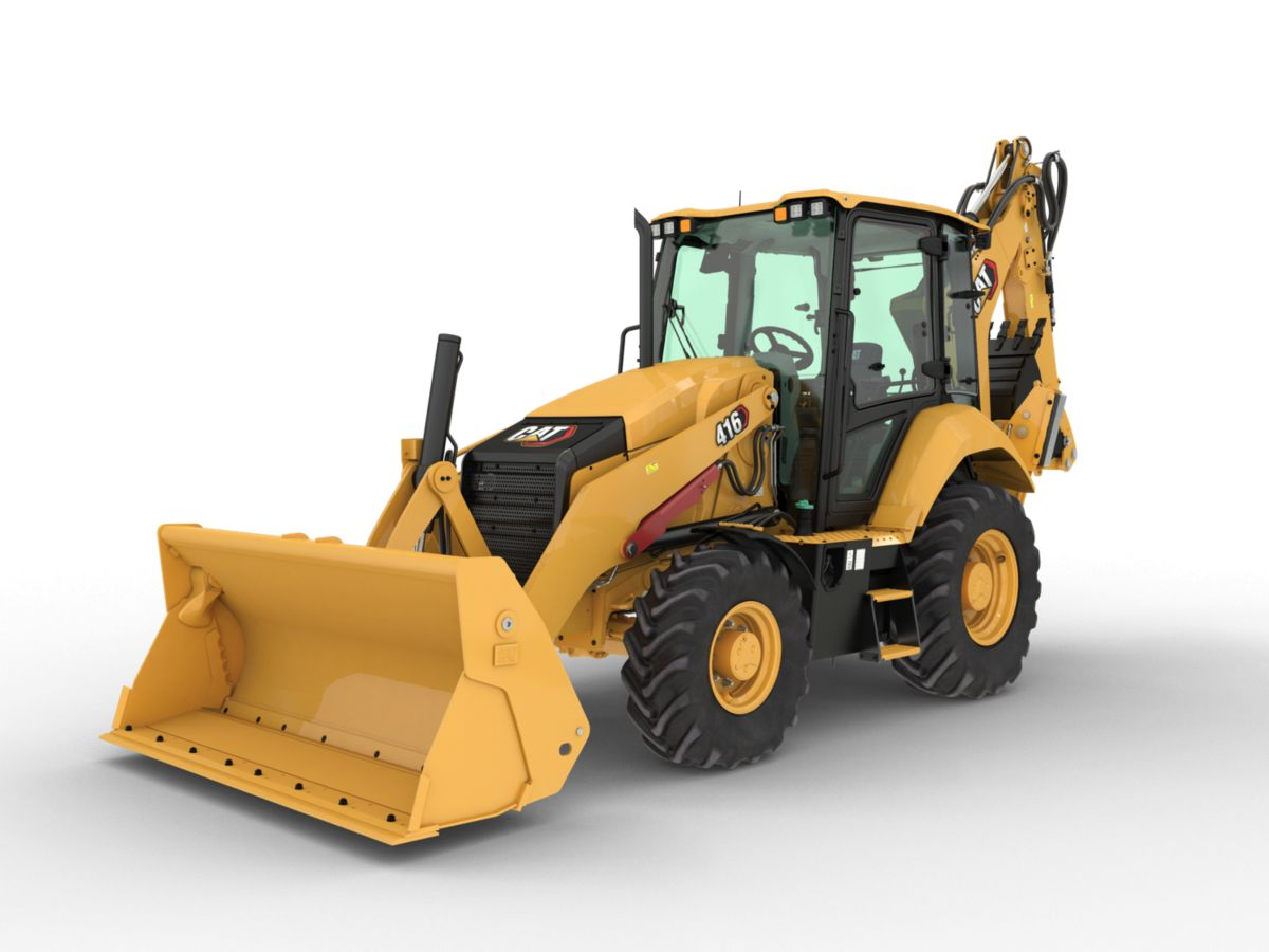 416 Backhoe Loader>