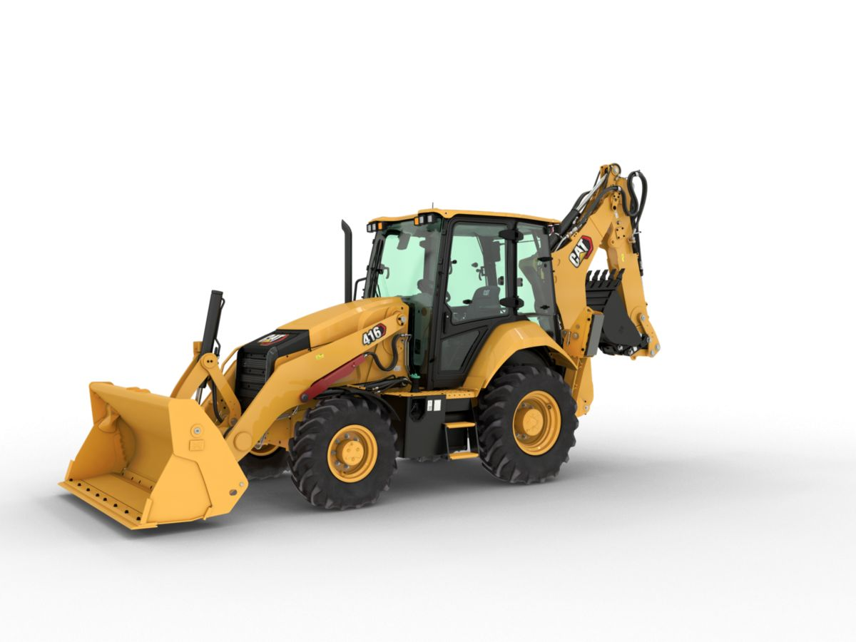 416 Backhoe Loader