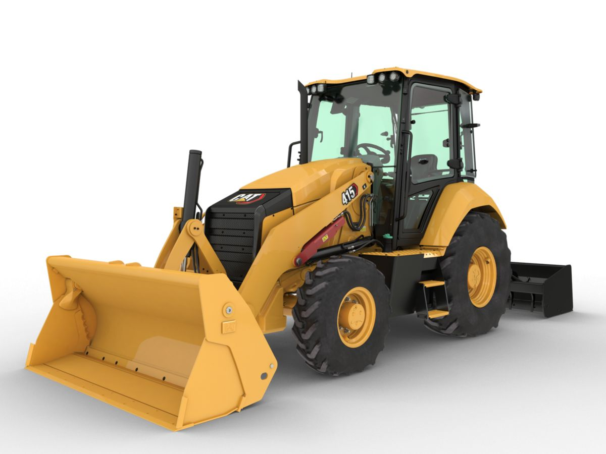 415 IL Backhoe Loader