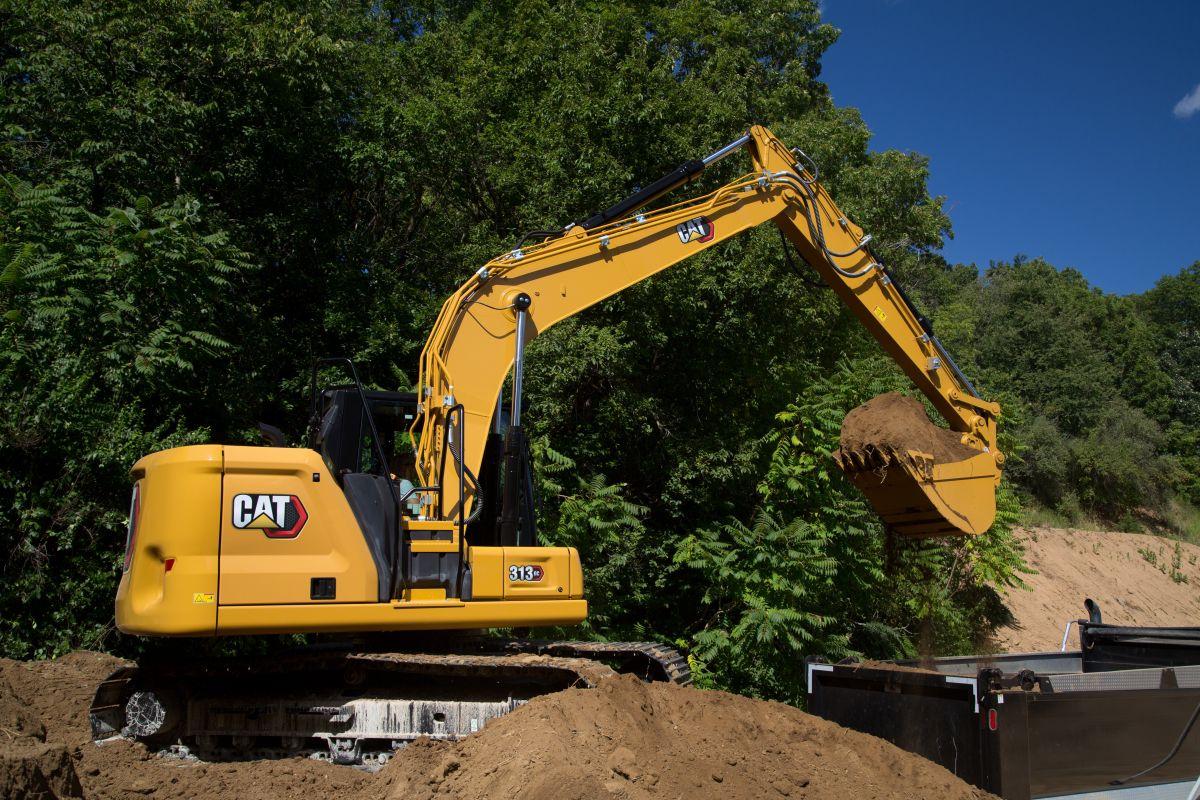 Cat®(卡特)迷你挖掘机和小型挖掘机最新融资优惠