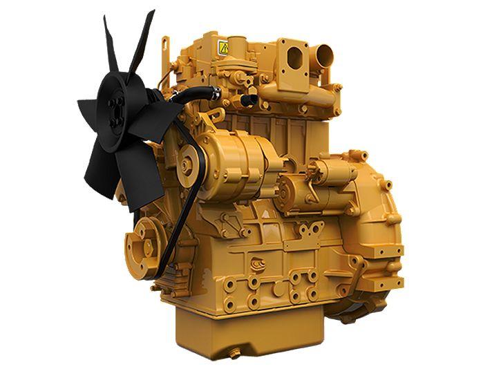 C1.7 Tier 4 Diesel Engines – Highly Regulated