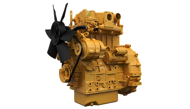 C1.7 Tier 4 Diesel Engines - Highly Regulated