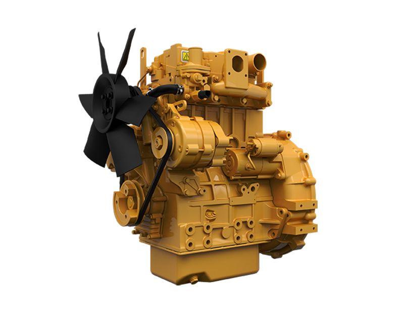 C1.7 Tier 4 Diesel Engines - Highly Regulated