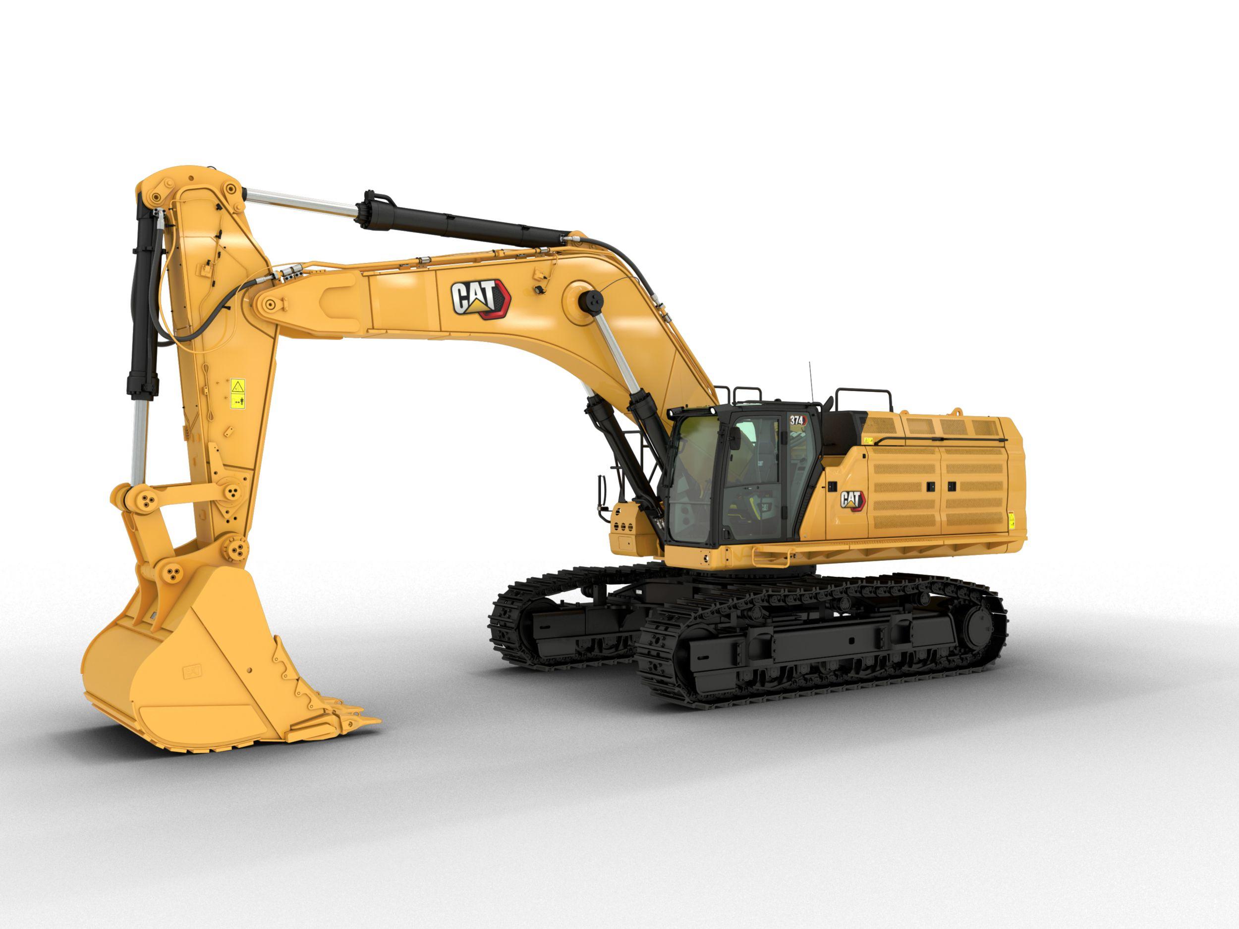 374 Hydraulic Excavator