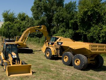 Pick 2 and Save on Used Cat Equipment