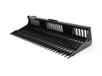2349 mm (93 in) - Plate Tine Style