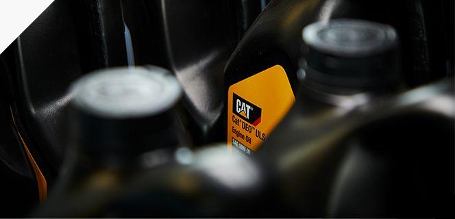 Cat fluids | engine oil
