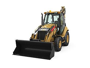Backhoe Loaders Backhoe Tractors Cat Caterpillar
