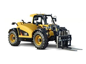 TH407C Telehandler