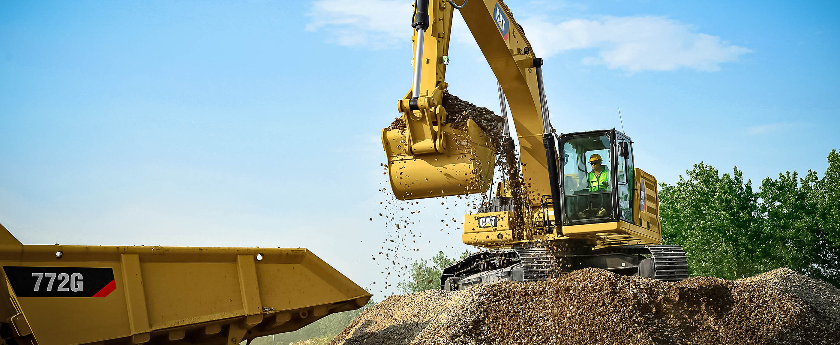 Grade Technology for Excavators
