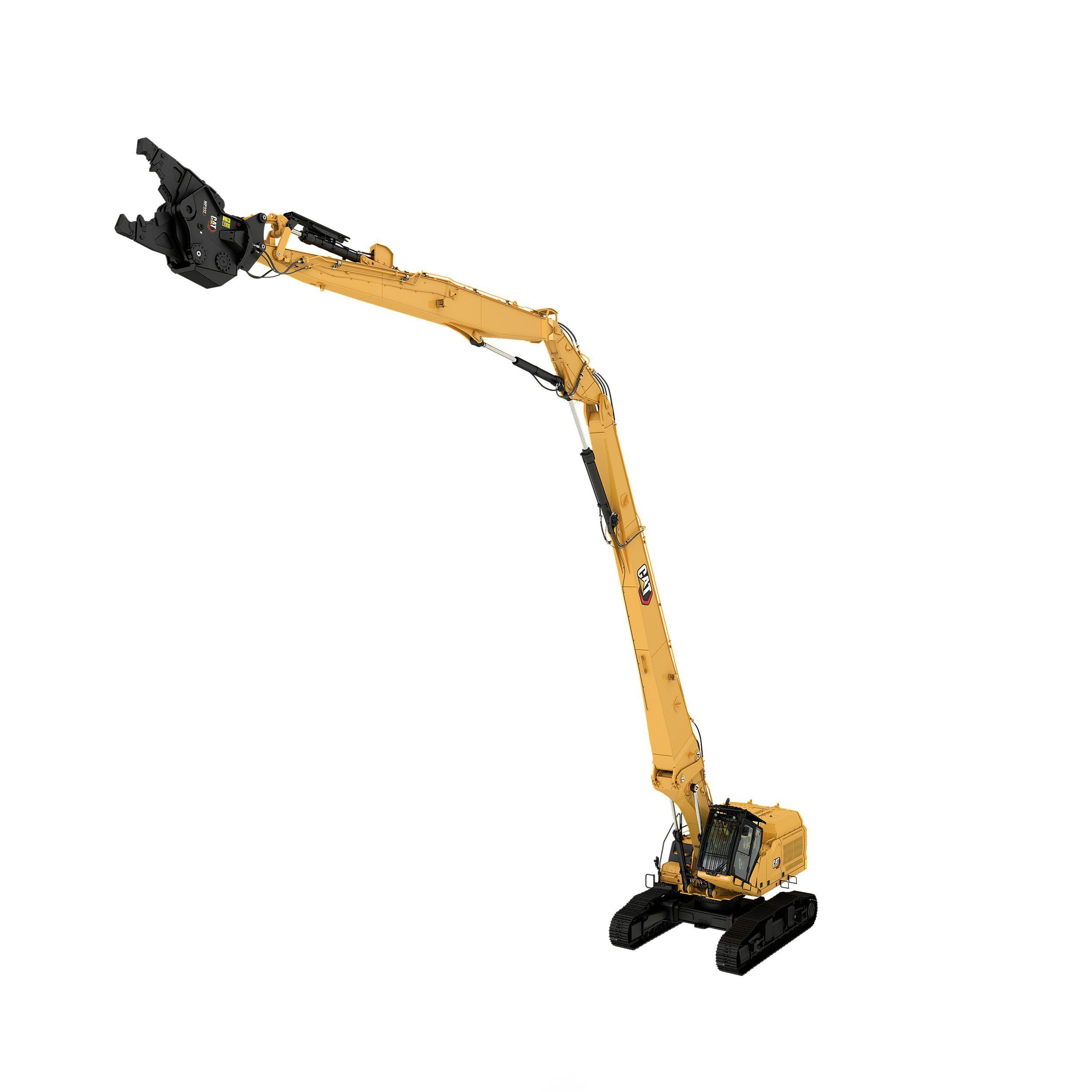 352 UHD Ultra High Demolition Hydraulic Excavator
