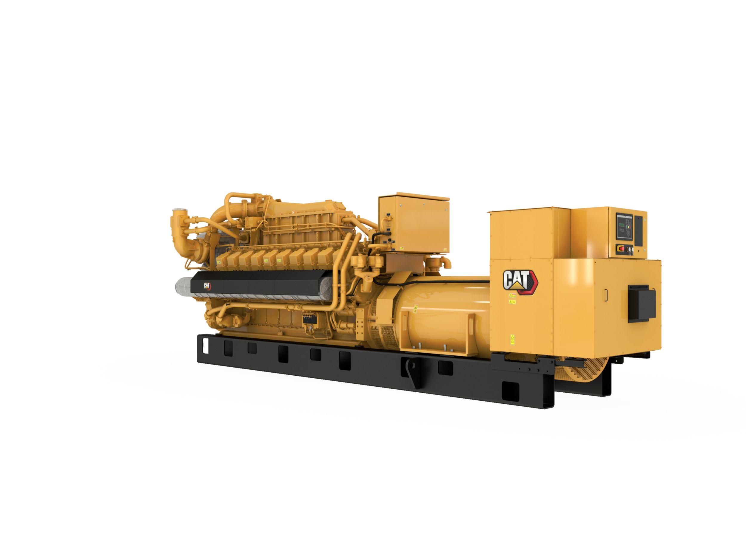G3520C Gas Generator Sets>