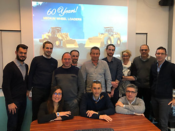 Grenoble Team 60 Year Celebration