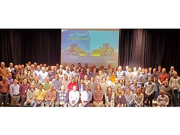 Aurora Team 60 Year Celebration
