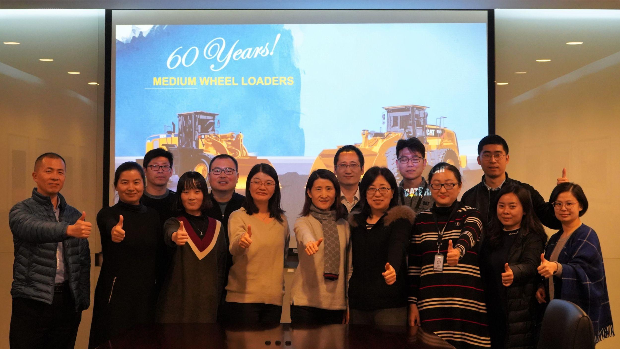 Suzhou Team 60 Year Celebration