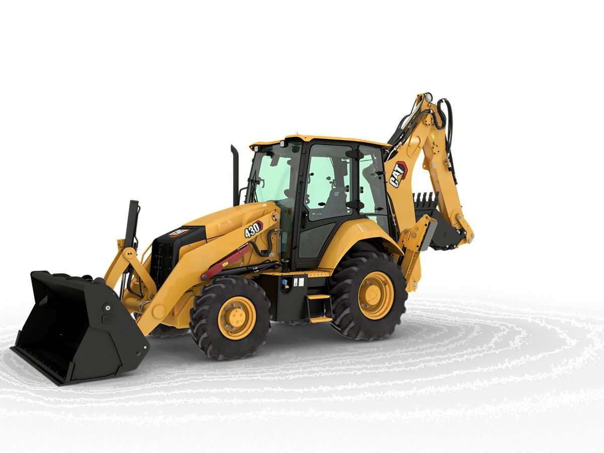 430 Backhoe Loader